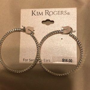 Kim Rogers Brand New Earrings!